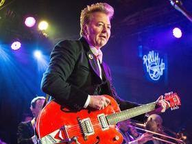 The Brian Setzer Orchestra with The Imaginaries Parking