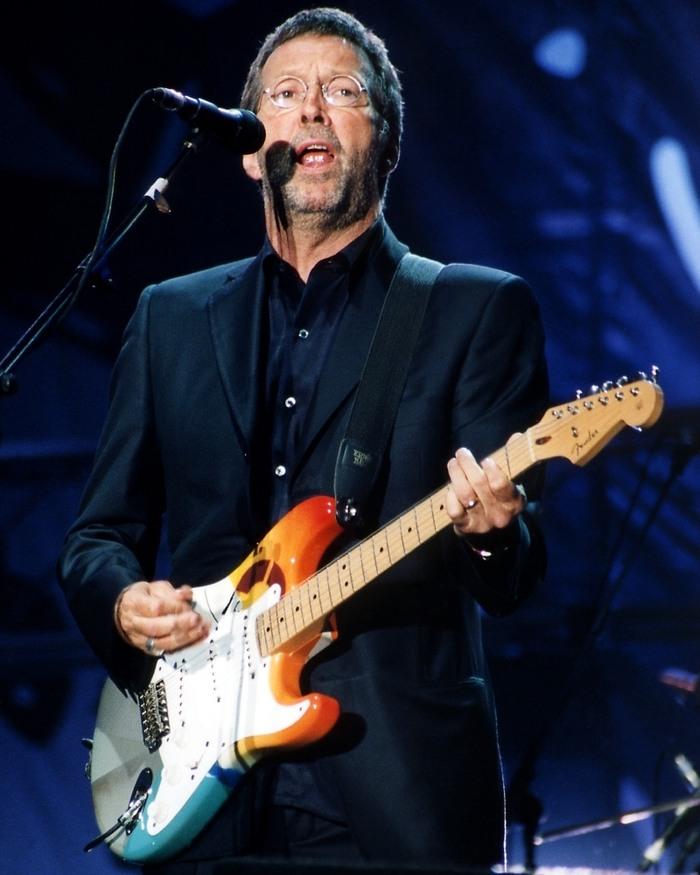 Eric Clapton Parking