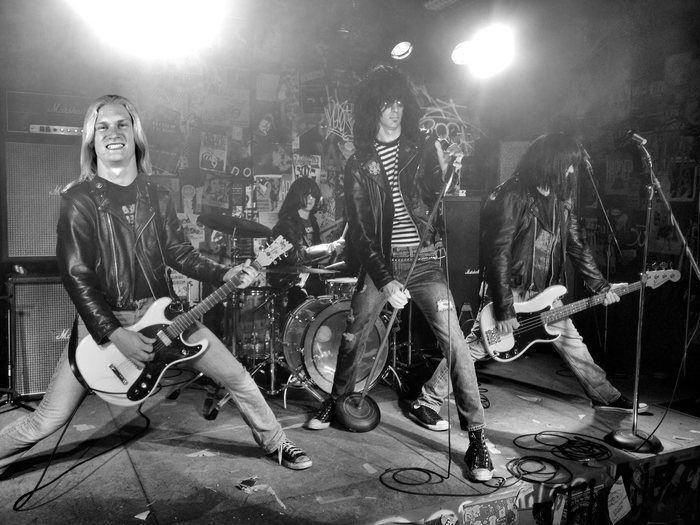 Gabba Gabba Heys: Ramones Tribute Parking