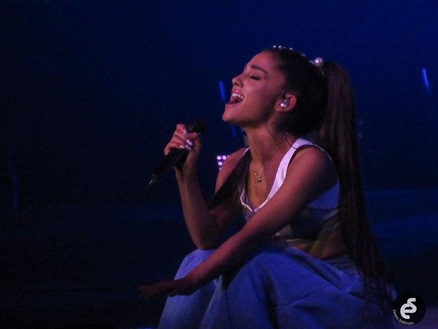Ariana Grande: Sweetner Tour  Parking