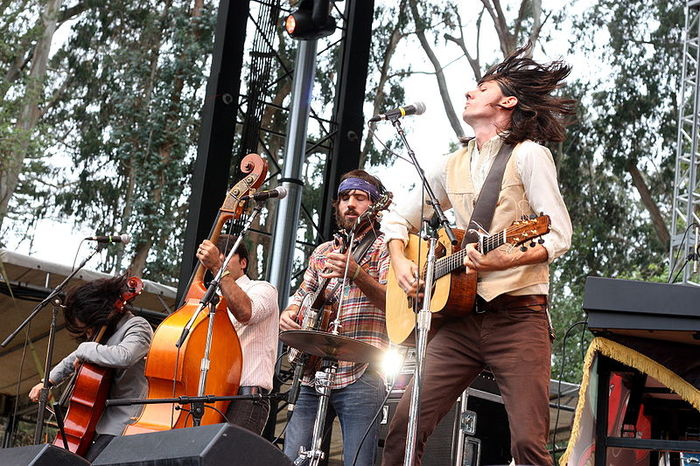 The Avett Brothers with special guest Dr. John and The Nite Trippers Parking