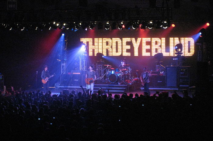 Third Eye Blind with Silversun Pickups Parking