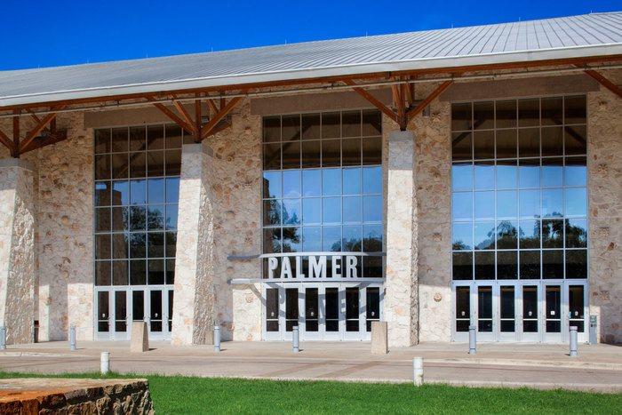 Palmer Events Center Parking