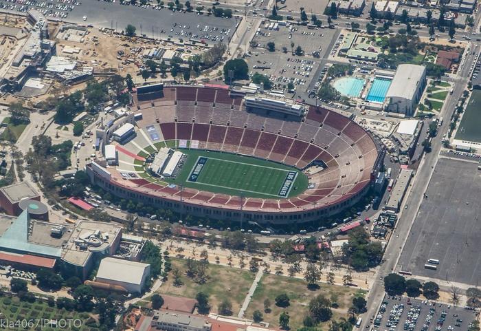LA Chargers vs LA Rams  Parking
