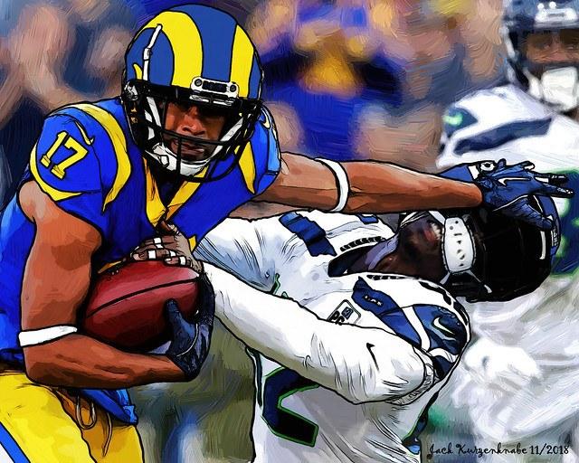 Rams vs Seahawks Parking