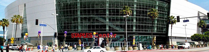 Staples Center Parking