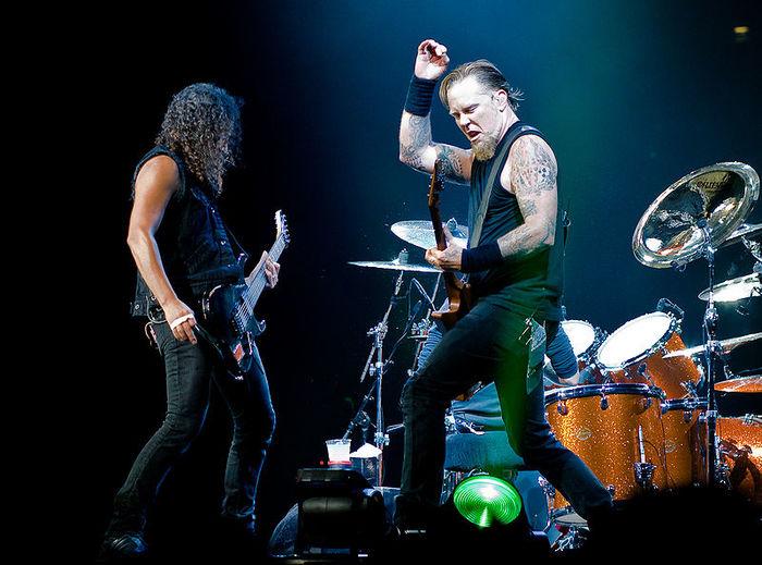 Metallica Worldwired Tour  Parking