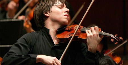 Joshua Bell & the LA Phil Parking