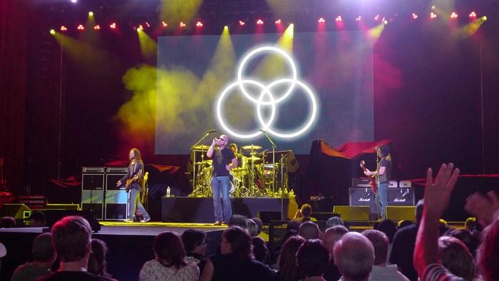 Jason Bonham's Led Zeppelin Experience Parking