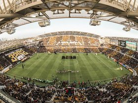 MLS Playoffs: Galaxy at LAFC Parking
