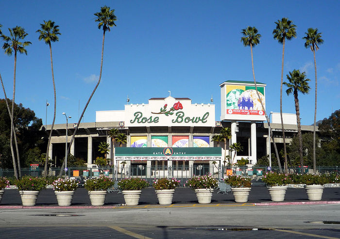 Rose Bowl Stadium Public Tours Parking