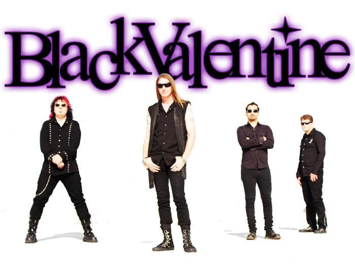 Black Valentine Parking