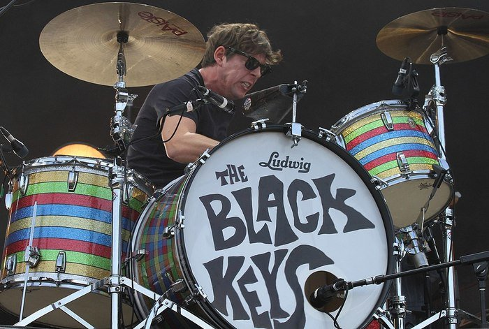 The Black Keys- Let's Rock Tour  Parking
