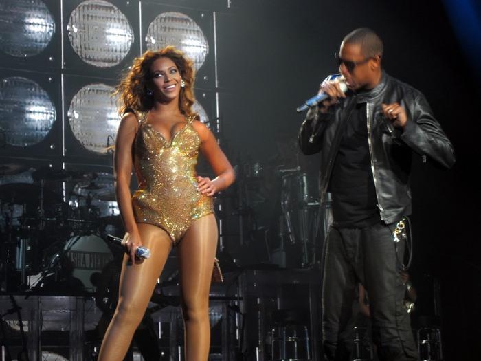 Beyoncé and Jay-Z Parking