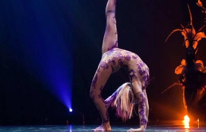 Cirque du Soleil : SEP7IMO DIA Parking