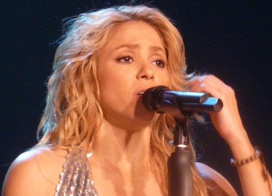 Shakira - EL Dorado World Tour Parking