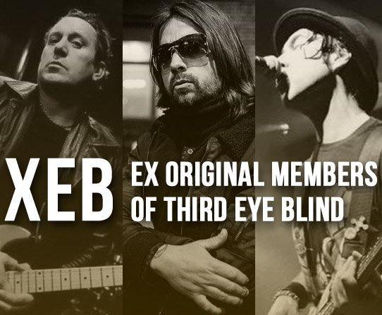 XEB (Ex Original Members of Third Eye Blind) Parking