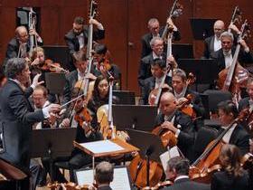 Los Angeles Philharmonic: Karen Kamensek - Adolphe Concerto - Los Angeles Parking