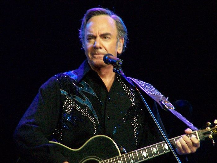 Neil Diamond Parking