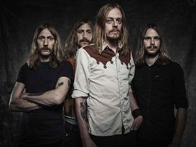 Opeth with Graveyard Parking