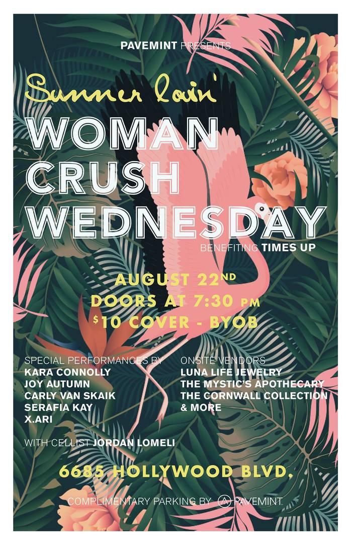 Woman Crush Wednesday Parking