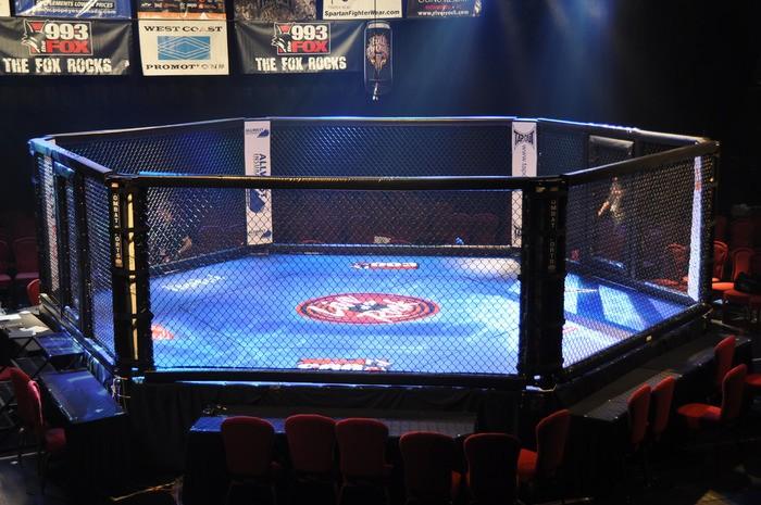 Bellator MMA: Lima v MacDonald Parking
