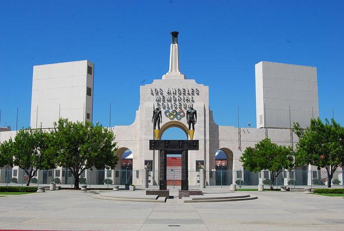 L.A. Coliseum/Expo Park Parking