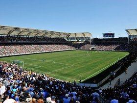 MLS Cup: TBD at LA Galaxy Parking