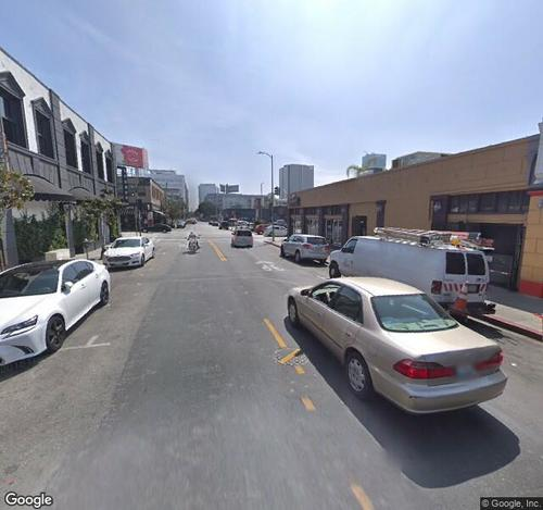 1541 N. Cahuenga Parking Lot