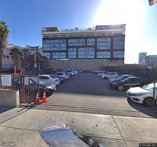 1615 Wilcox Parking Lot