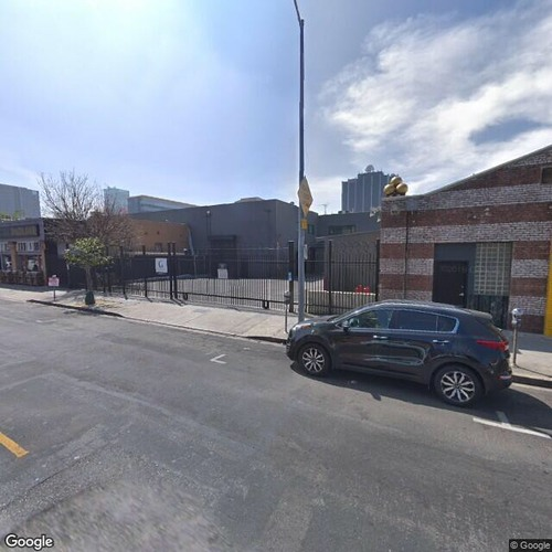 6420 Selma Parking Lot