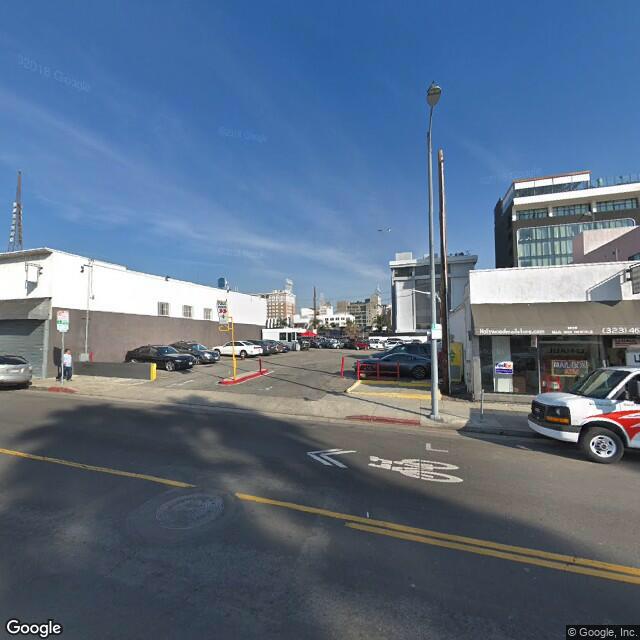 Wilcox Parking Parking Lot